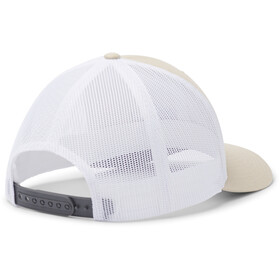 Columbia Mesh Snap Back Gorra, fossil/white/shark